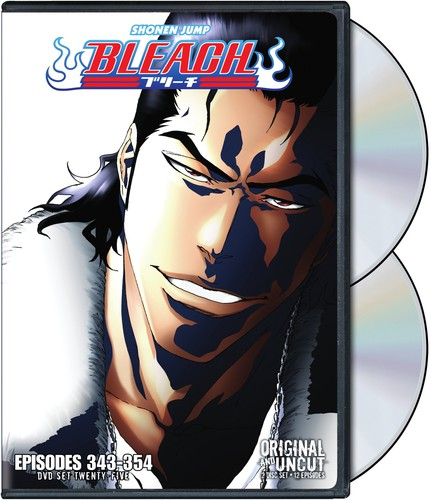 Bleach Uncut Set 25