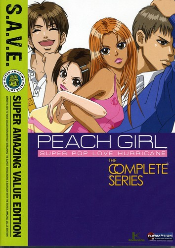 Peach Girl: Save