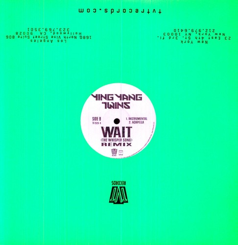 Wait [The Whisper Song] Remix [Explicit Content]