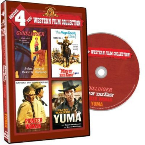 Movies 4 You: Western Film Collection
