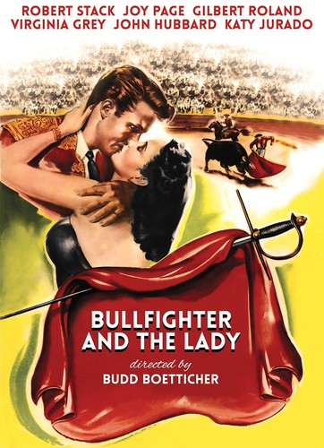 Bullfighter & the Lady
