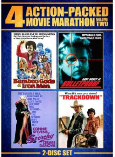 4 Action-Packed Movie Marathon: Volume Two