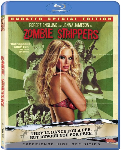 Zombie Strippers [WS] [Special Edition] [O-Card] [Digital Copy] [Unrated]