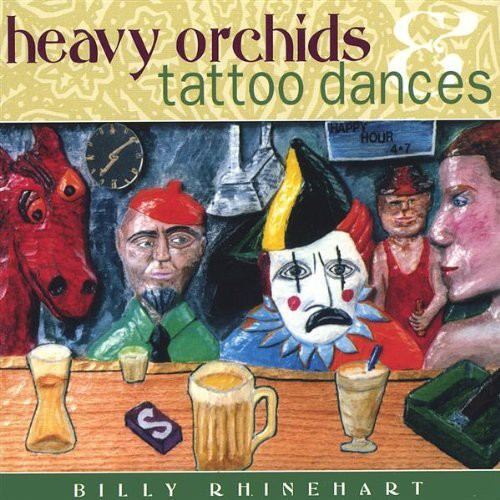 Heavy Orchids & Tattoo Dances