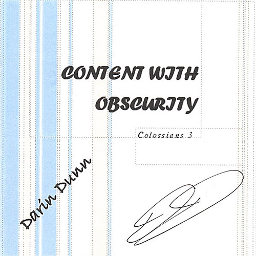 Content with Obscurity