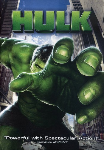 The Hulk [Widescreen] [Single Disc Version]