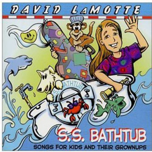 S.S. Bathtub: Songs for Kids and Their Grownups