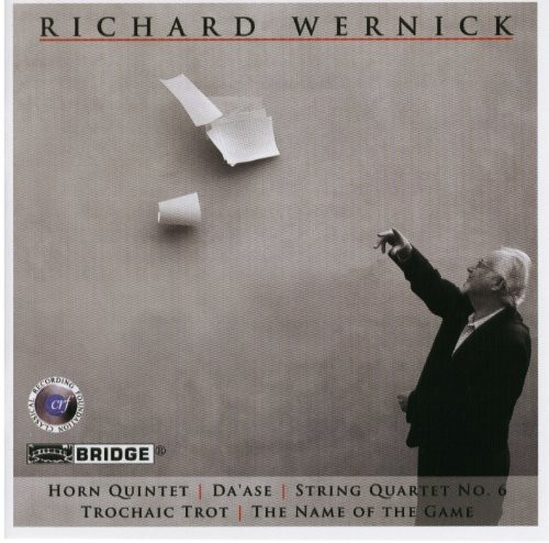 Music of Richard Wernick