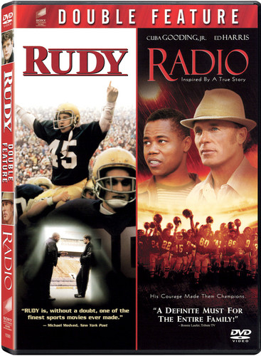 Rudy/ Radio [Double Feature] [2 Discs]