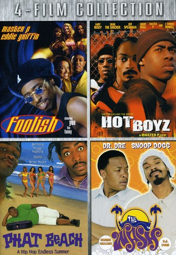 Foolish/ Hot Boyz/ Phat Beach/ The Wash [2 Discs]