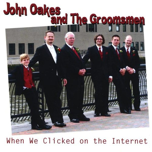 John Oakes and the Groomsmen