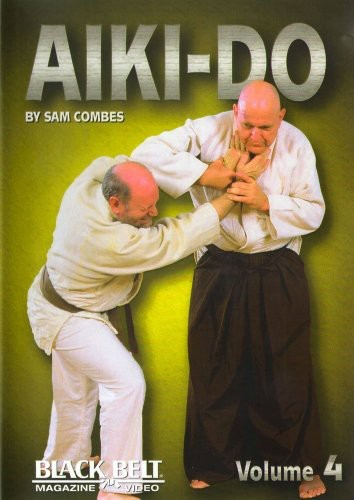 Blackbelt Magazine: Aiki Do 4