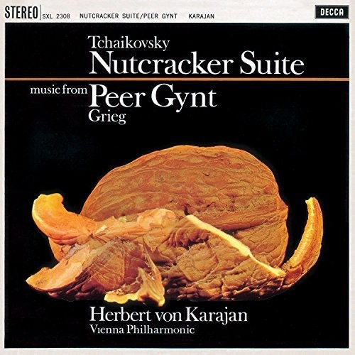 Nutcracker Suite /  Grieg: Peer Gynt