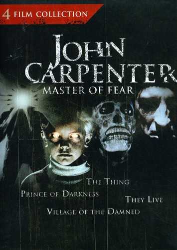 John Carpenter: Master of Fear: 4 Film Collection
