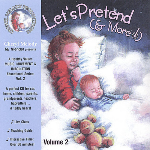 Lets Pretend & More! Ages 4-8 28 Repertoire-Rich a