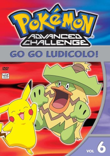 Pokemon 6: Advanced Challenge