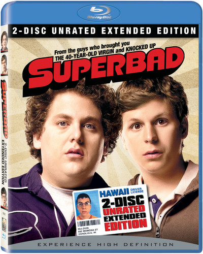 Superbad [WS] [Unrated] [Special Edition] [Extended Cut] [2 Discs]