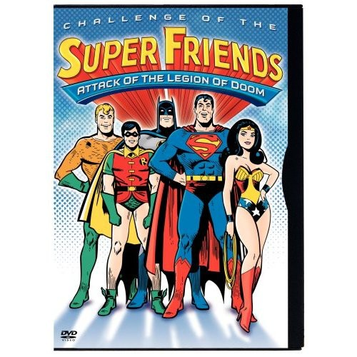 Challenge of the SuperFriends: Attack of the Legion of Doom