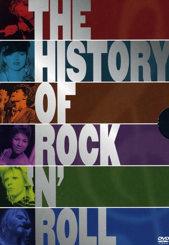 History of Rock N Roll