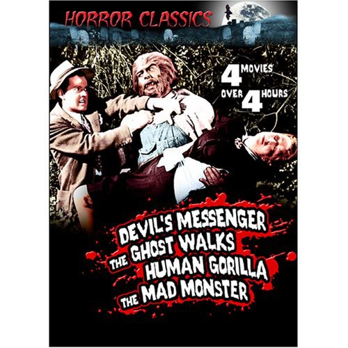 Horror Classics, Vol. 19 [DVD Single - 4 Movies]