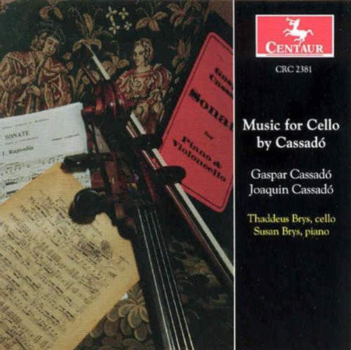 Sonatas & Suites for Cello & Piano