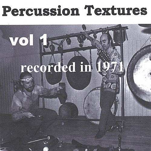 Percussion Textures 1971 1