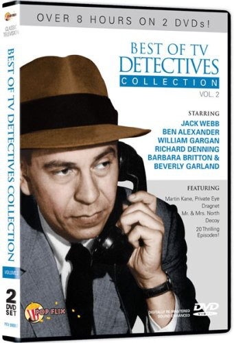 Best of TV Detectives Collection 2