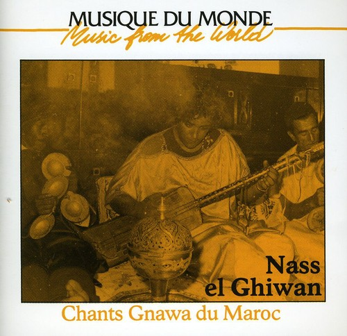 Chants Gnawa Du Maroc [Import]