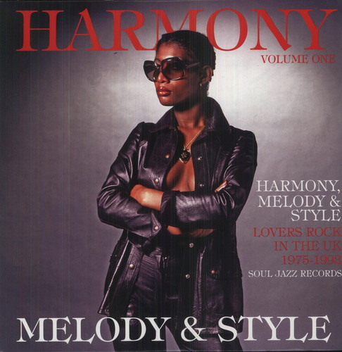 Harmony Melody & Style Vol. 1: Lovers Rock 1975-92