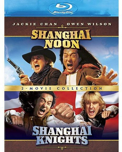 Shanghai Noon/ Shanghai Knights 2: Movie Collection