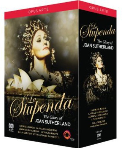 Stupenda: Glory of Joan Sutherland