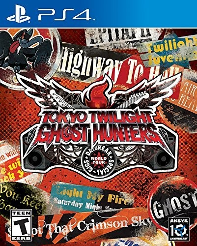 Tokyo Twilight Ghost Hunters Daybreak: Special Gigs! for PlayStation 4