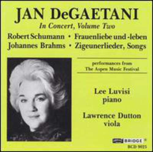 Jan Degaetani in Concert 2