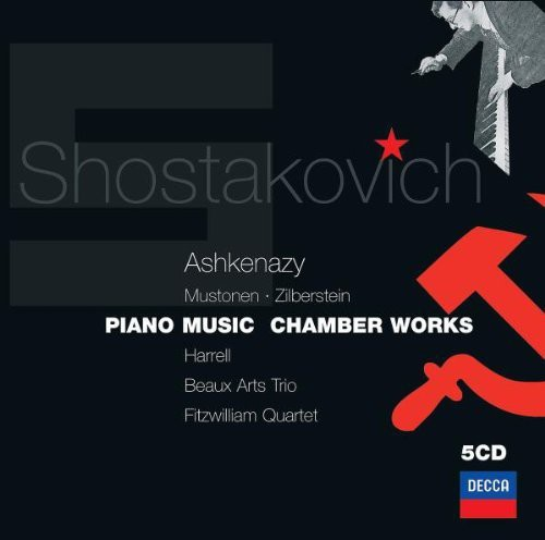 Shostakovich: Piano Music - Chamber Works /  Various