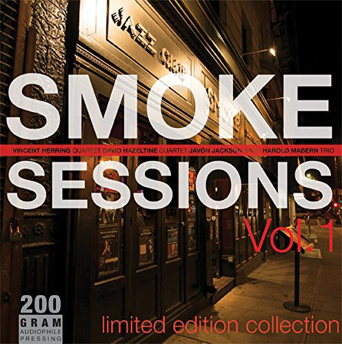 Smoke Sessions 1 /  Various