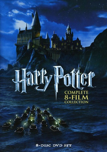 Harry Potter: The Complete Collection Years 1-7 [Giftset] [WS] [8 Discs]