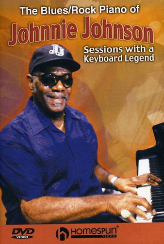 The Blues/ rock Piano Of Johnnie Johnson [Instructional]
