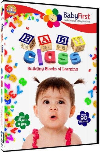 BabyFirst: Baby Class: Building Blocks of Learning