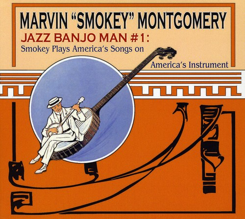 Jazz Banjo Man #1