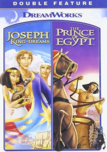 The Prince Of Egypt/ Joseph: King Of Dreams [Widescreen] [Double Feature]