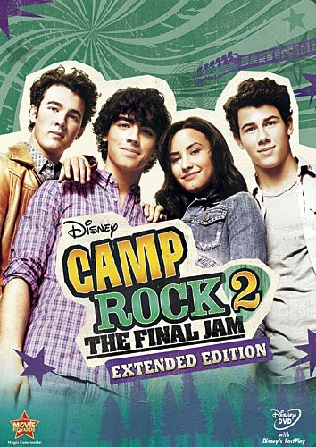 Camp Rock 2: The Final Jam [Widescreen] [Extended Edition]