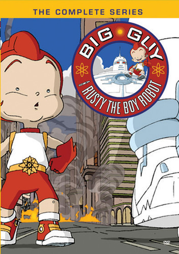 The Big Guy and Rusty The Boy Robot: Season One