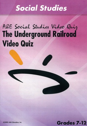 Underground Railroad Video Quiz