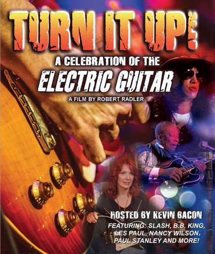 Turn It Up a Celebration of the Electric