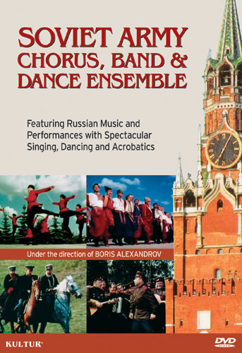 Soviet Army Chorus & Dance Ensemble /  Various