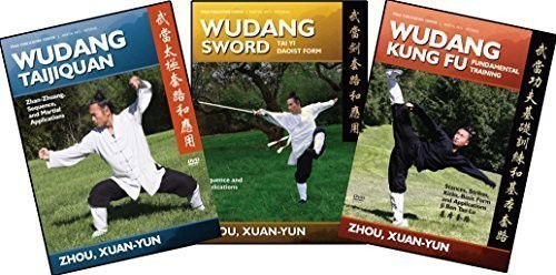 Wudang Tai Chi, Sword And Kung Fu