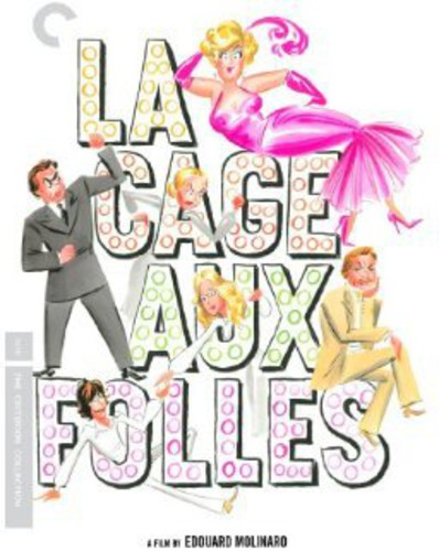 Criterion Collection: La Cage Aux Folles