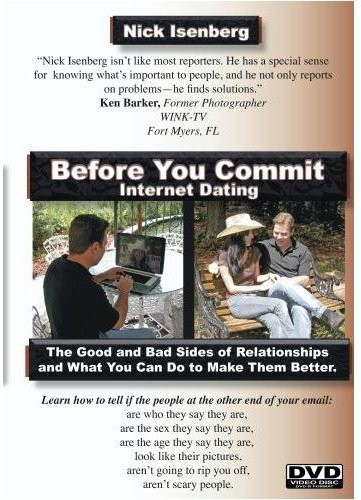 Before You Commit-Internet Dating