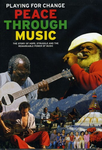 Playing For Change: Peace Through Music [Widescreen]