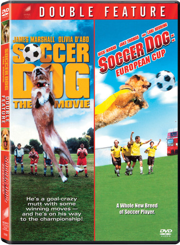 Soccer Dog/ Soccer Dog: European Cup [Double Feature] [2 Discs]